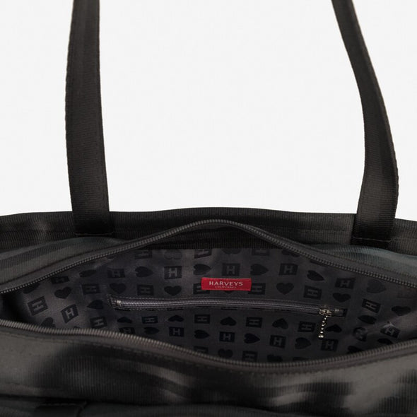 Executive Tote Black Interior