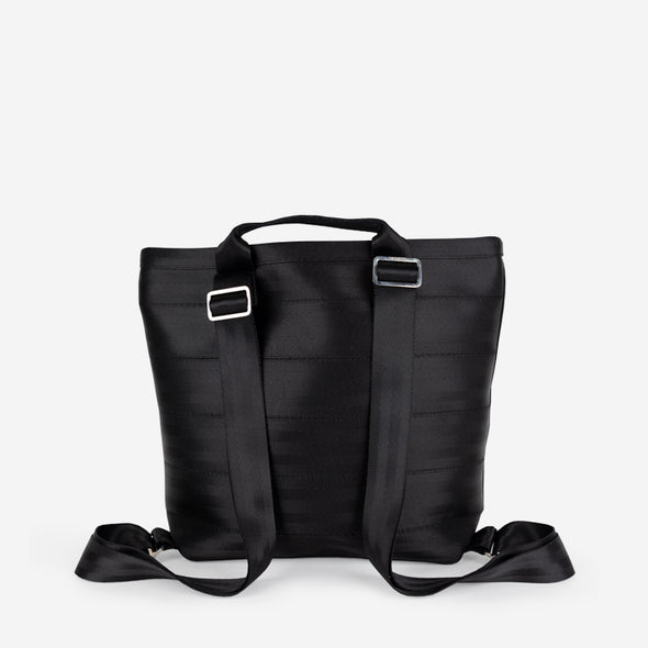 Streamline Backpack Black Back