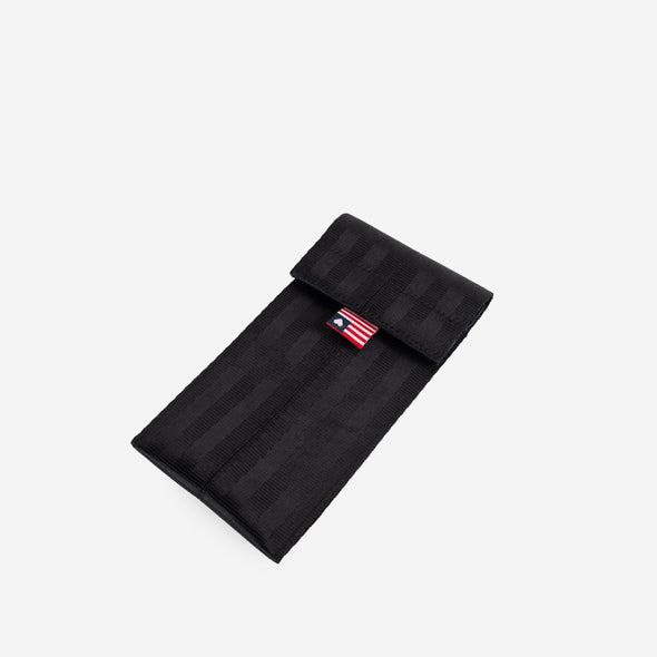 Glasses Case Black Front