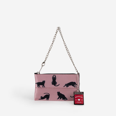 Coin Purse Cat Front