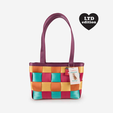 Limited Edition Medium Tote Chocolate Bunny Front