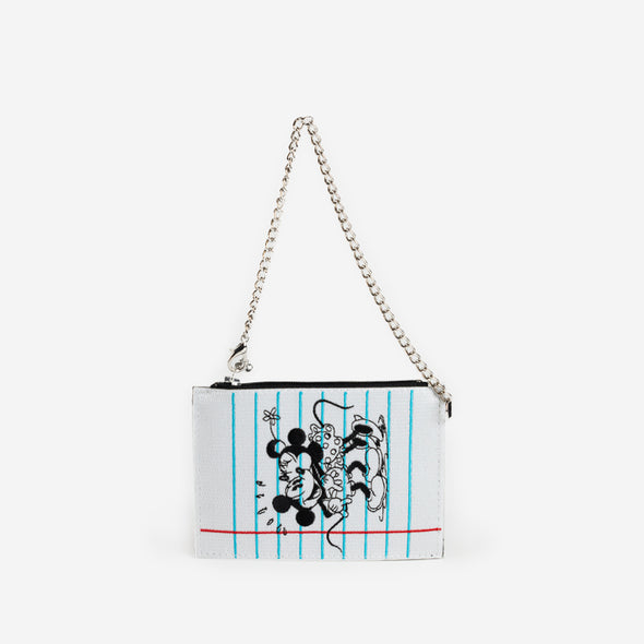 Coin Purse / Disney Composition Notebook