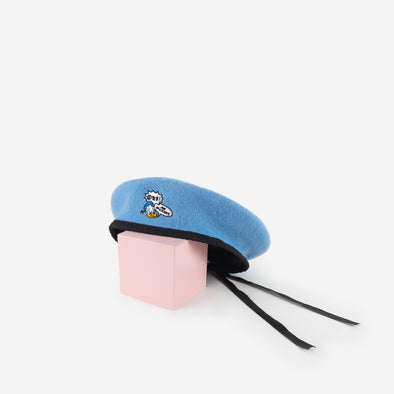 Beret Disney Donald Duck Front