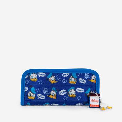 Clutch Wallet Disney Donald Duck Front