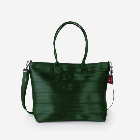 Medium Streamline Tote Forest Front