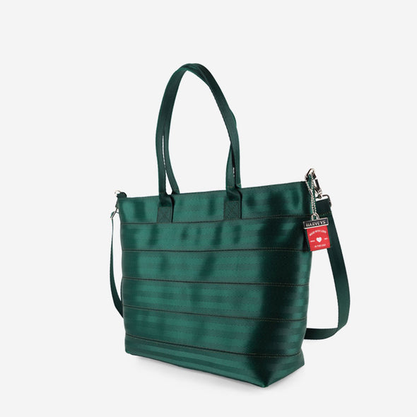Medium Streamline Tote Forest Side