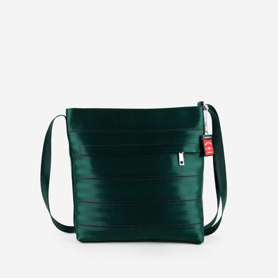 Streamline Crossbody Forest Front