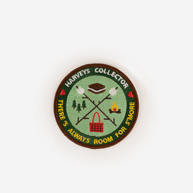 Patch Harveys Collector Front