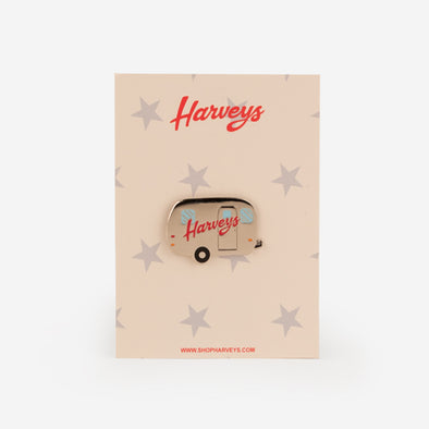 Lapel Pin Airstream Front