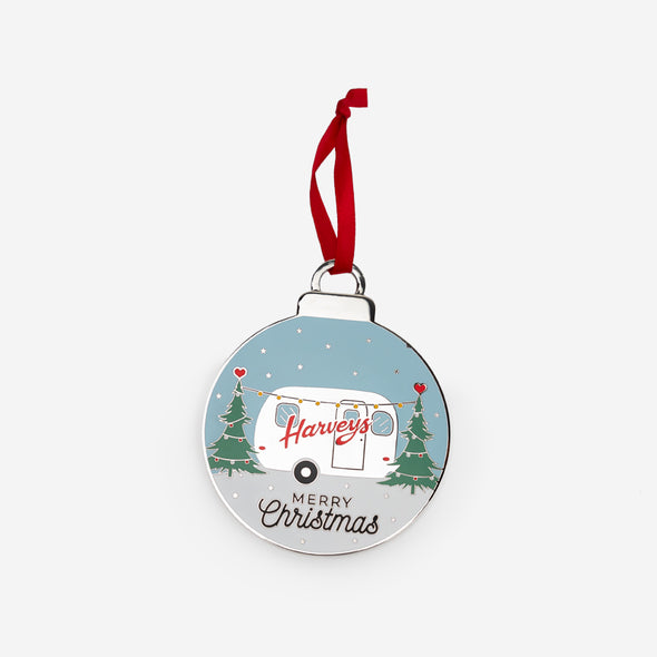 Holiday Ornament Charm Front
