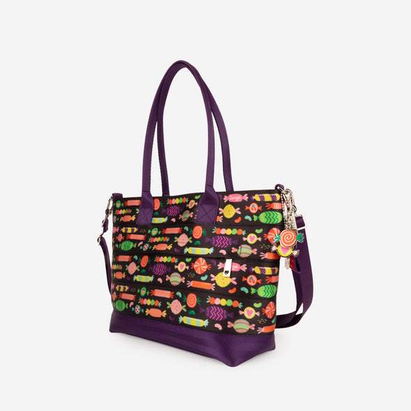mini streamline tote candy angle