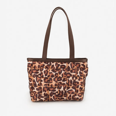 Large Tote / Leopard