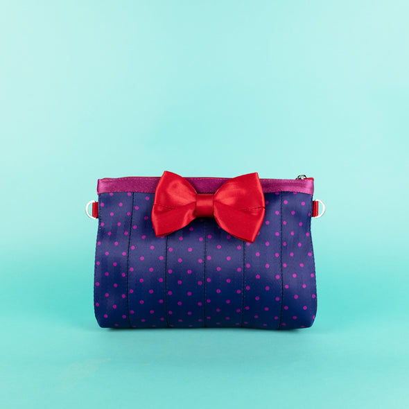 bow clutch merry and bright lifestyle