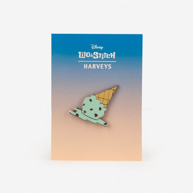 Lilo & Stitch Lapel Pin Mint Chip Disney