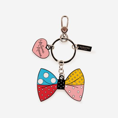 Key Charm Disney Minnie Lots of Dots