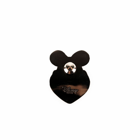 Lapel Pin Minnie Lots of Dots back