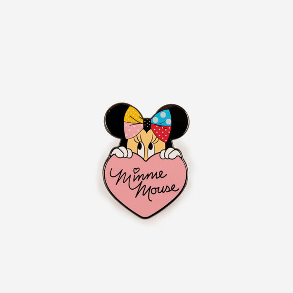 Lapel Pin Minnie Lots of Dots