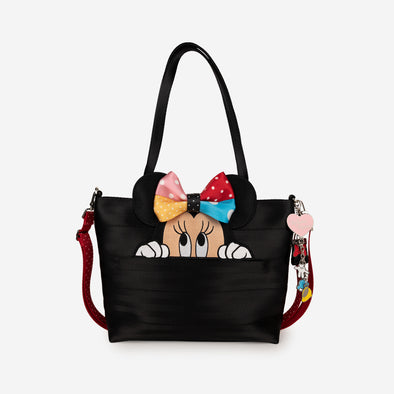 Mini Streamline Tote Minnie Lots of Dots