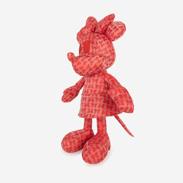 Plush Disney Minnie Mouse  Angle