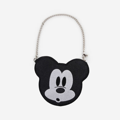 Coin Purse Spooky Mickey Front