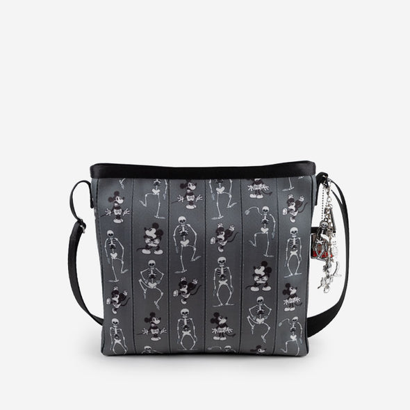 Vertical Streamline Crossbody Spooky Mickey Front