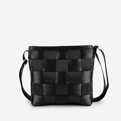 Mini Messenger Front Black