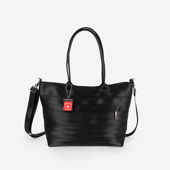 Mini Streamline Tote / Black