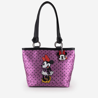 Ring Tote Disney Minnie Factor Minnie Mouse Seatbelt bag
