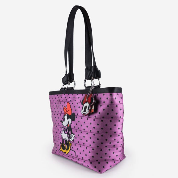 Minnie Mouse Disney Minnie Factor Seatbelt Tote bag by Harveys
