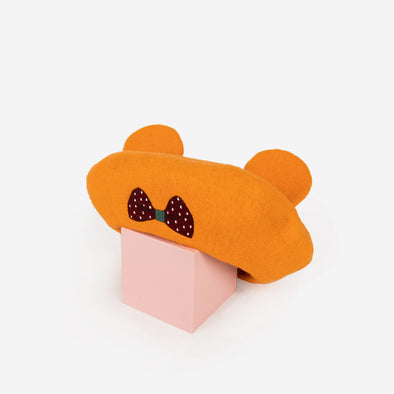 Beret Disney / Pumpkin Minnie