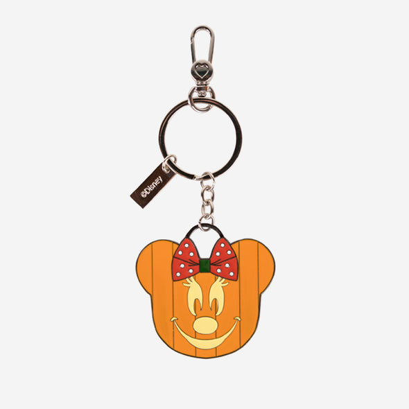 Key Charm Disney / Pumpkin Minnie & Mickey