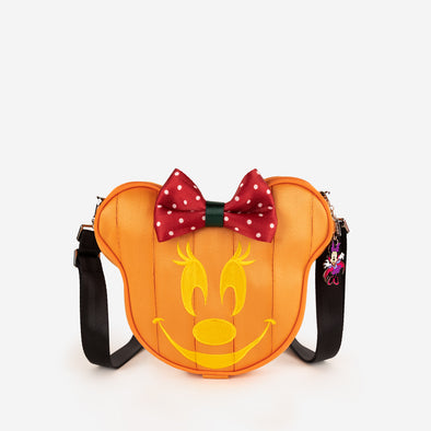 Convertible Crossbody Disney / Pumpkin Minnie