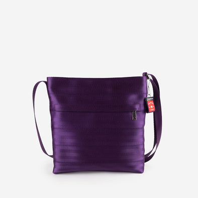 Streamline Crossbody Mulberry Front
