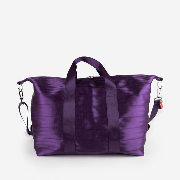 Weekender Mulberry Opened Front