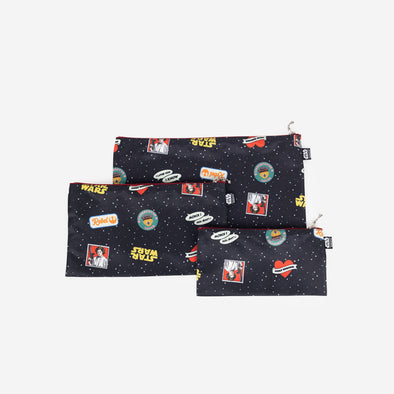 Zip n Go Pouch Set Rebel Princess