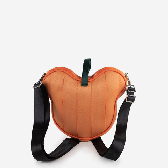 Convertible Crossbody Disney Pumpkin Mickey Back