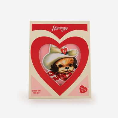 puppy love card set package