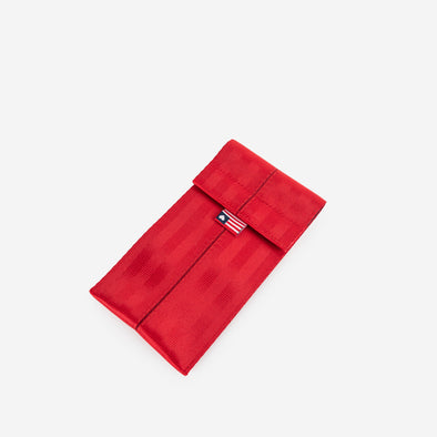 Glasses Case Scarlet Front