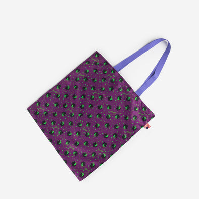 Shopper Tote Witches Brew