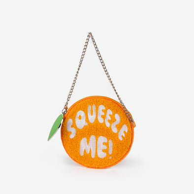 Coin Purse Squeeze Me Front