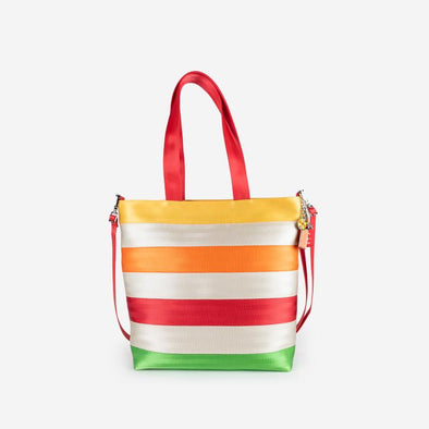 Vacation Tote Squeeze Me Front
