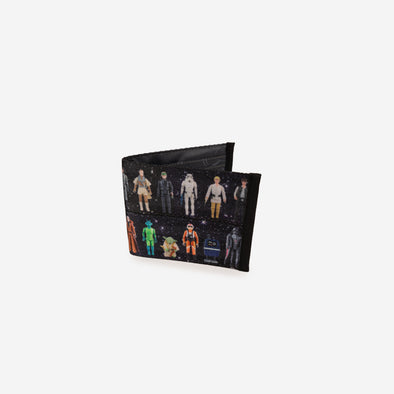 Billfold Star Wars Action Figures