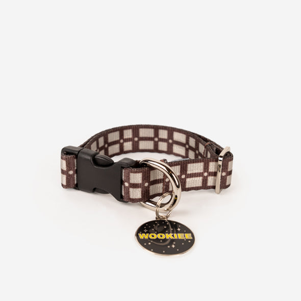 S/M / Star Wars Pet Collar Front