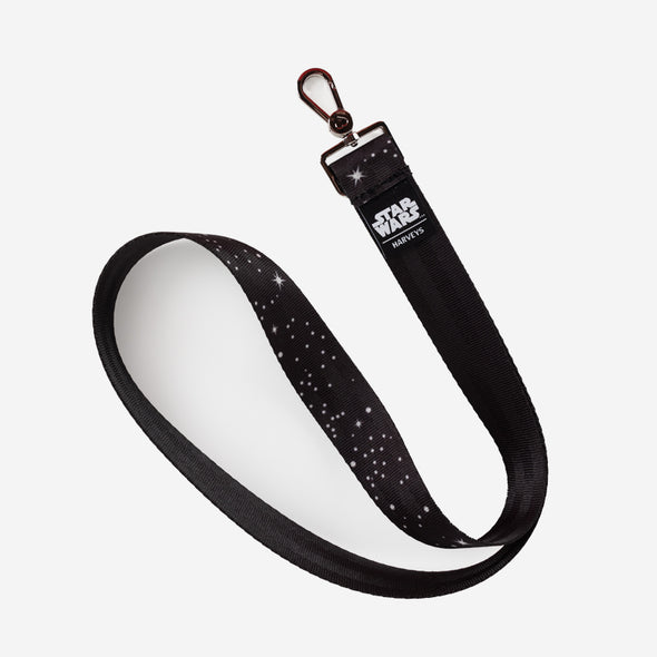 star wars galaxy lanyard back