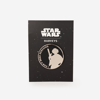 Lapel Pin / Star Wars Princess Leia