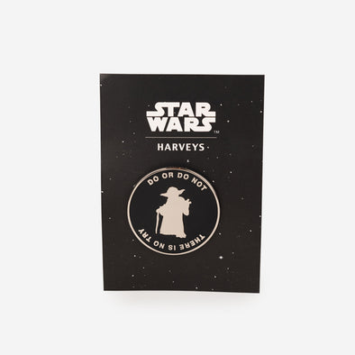 Lapel Pin / Star Wars Yoda