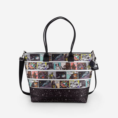 Medium Streamline Tote Star Wars Comic Disney Seatbelt bag