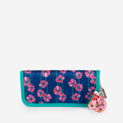Clutch Wallet Super Bloom Front