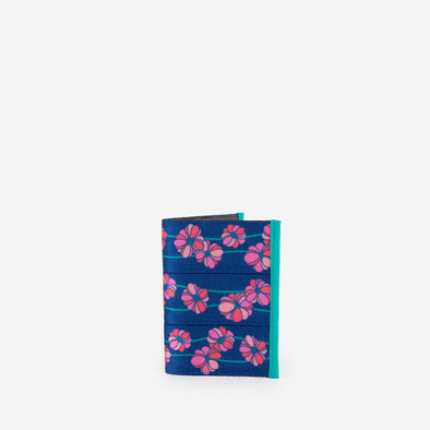 Passport Holder Super Bloom Front