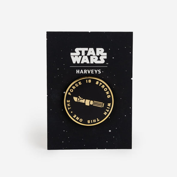 Lapel Pin Star Wars The Force